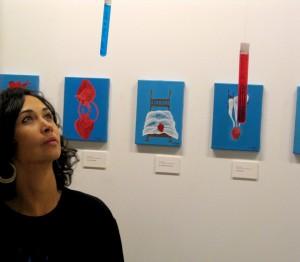 Decodificador cromático subjetivo / Lucía Morán Giracca