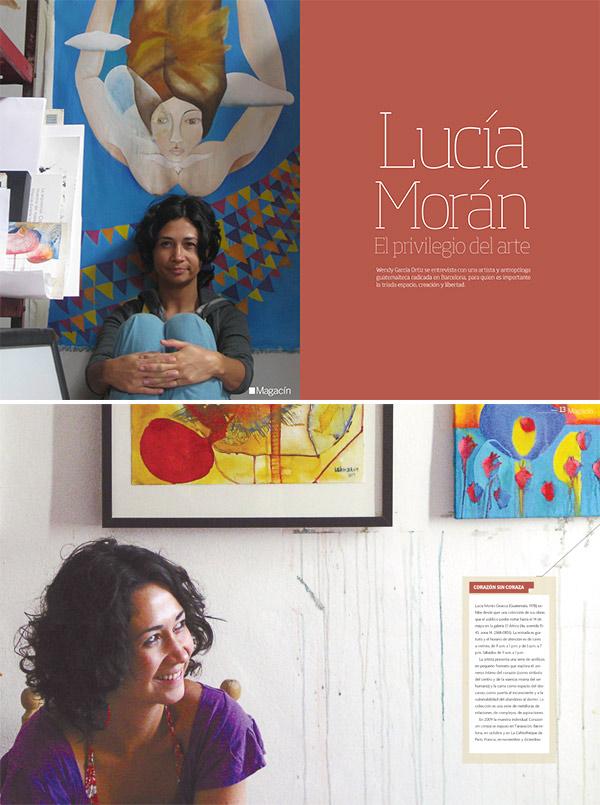 Lucia Moran / Magacin 2011